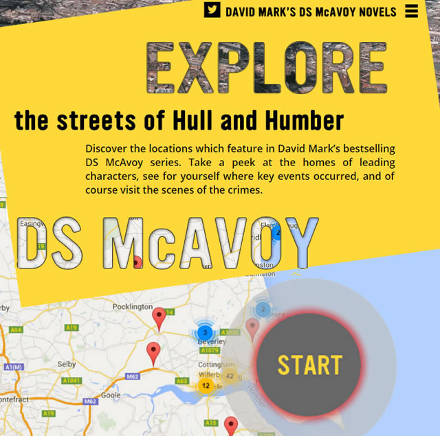 Explore McAvoy's Hull and Humber interactive map