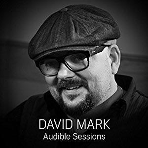 David Mark interview on Audible